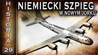 Niemiecki szpieg w Nowym Jorku - historia cz. 29