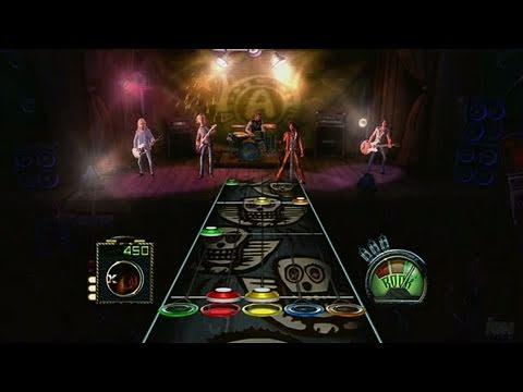 Guitar Hero: Aerosmith Xbox 360 Review - Video Review
