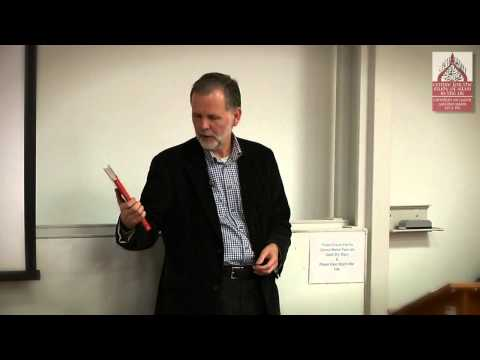 2012 Dr Robert Lambert: Countering al-Qaeda in London: Police and Muslims in Partnership
