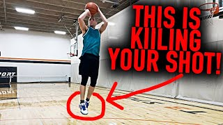 "BUSTED BASKETBALL MYTHS: ""Get More Legs in Your Shot"" 