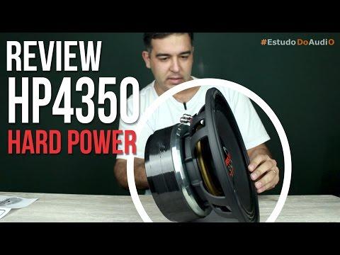 Conheça o Médio Grave HP4350 da Hard Power | RenanLopes - UnR#06