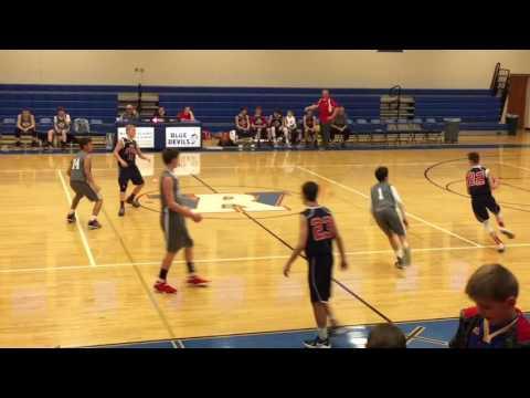 Ohio Storm vs. Showtime AAU Basketball