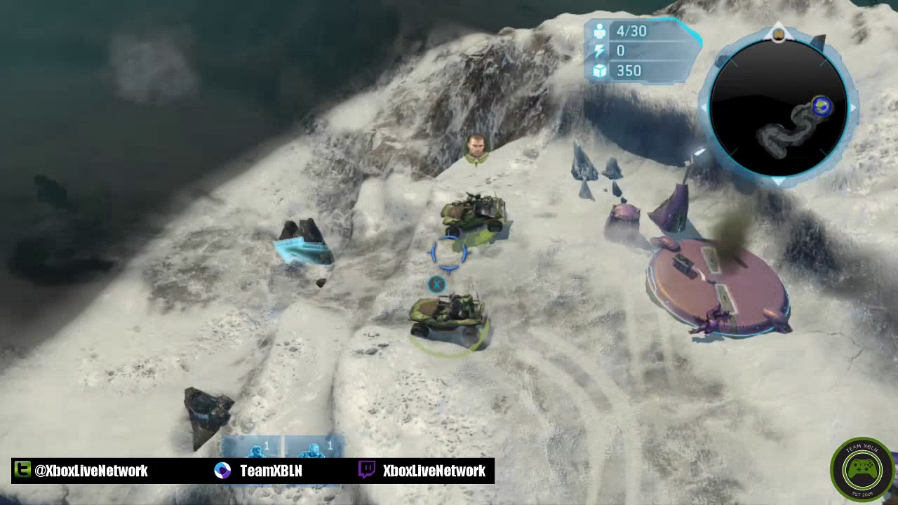 Halo Wars: Definitive Edition Gameplay on Xbox One With Deus Legend and  Elemental Yoshi