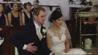 Sinead Conway Wedding Singer Bright Blue Rose YouTube Thumbnail