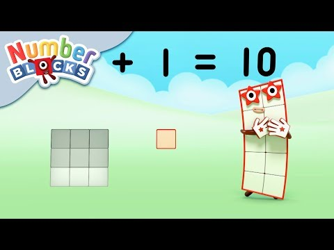 Numberblocks - Additions | Learn to Count