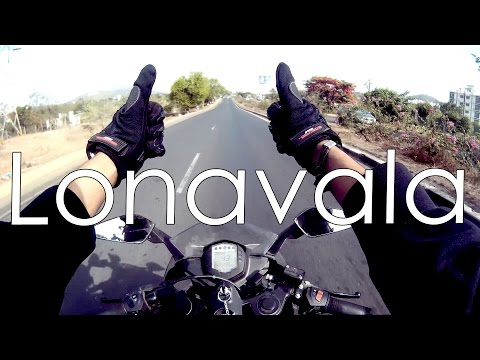 Pune To Lonavala | KTM RC200 | Vlog | Cinematic | Motovlog