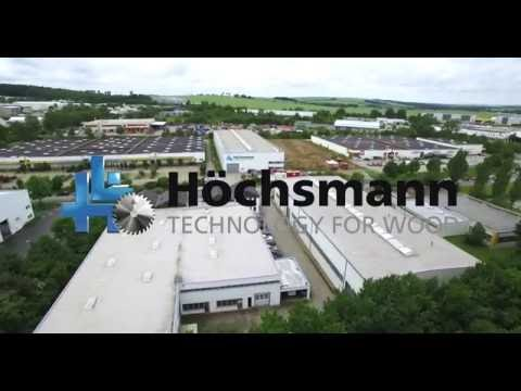Hoechsmann GmbH from above (Höchsmann Klipphausen)