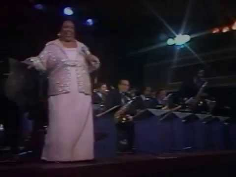 Helen Humes, Count Basie, He May Be Your Man, 1978 TV