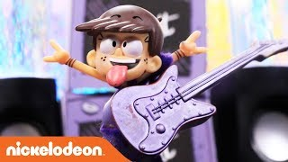 THE LOUD HOUSE TOYS featured in NEW Luna's Music Video | #MusicMonday