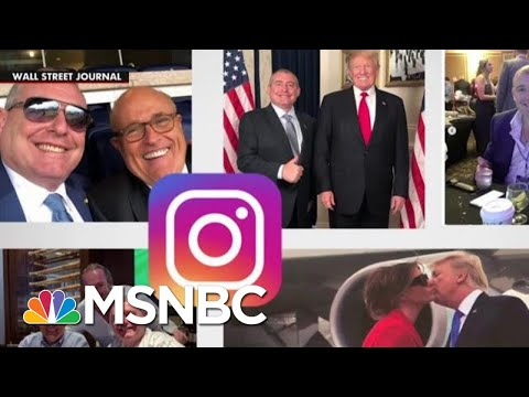 The Instagram Page Of An Indicted Rudy Giuliani Associate | All In | MSNBC