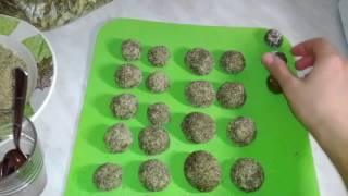 Конфеты из тыквенных семян.  Антипаразитарное средство для детей и взрослых.