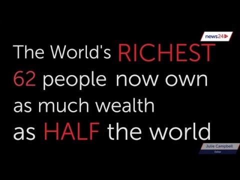 WATCH: Wealth of 62 richest same as 3.6bn...