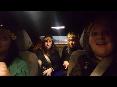 Superheroes Carpool 'Karaoke' to Dare The Girls Musical