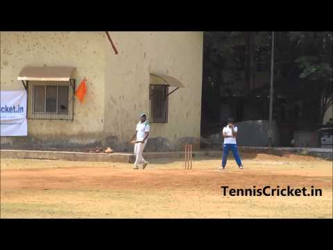 Umar Khan Batting In D.N nagar
