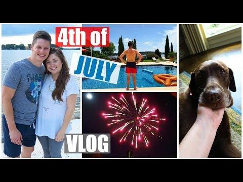 North Carolina Vlog! 4th of July & My Annoying Dog Voice 🐶