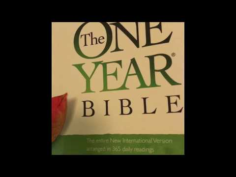 Reading the One Year Bible