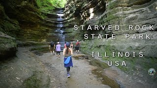 Starved Rock State Park | Illinois | Canadian in the USA