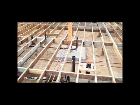 Watch This Video Before Building A Home With A Subfloor - Project Management