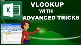 VLOOKUP IN EXCEL ADVANCED TRICKS
