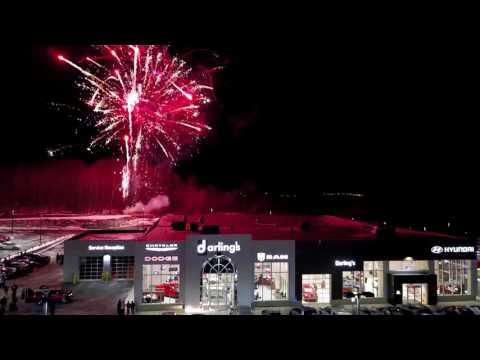 Darling's Augusta Grand Opening Fireworks