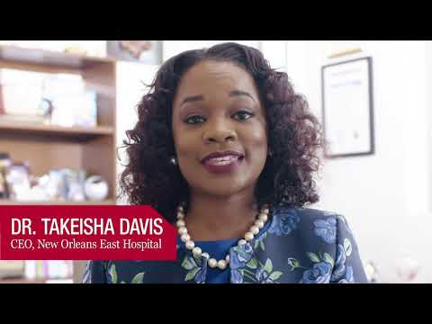 New Orleans East Hospital Commercial