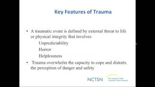 Identification & Treatment of Childhood Trauma - Alicia Lieberman