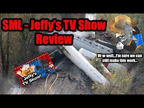 SML Movie: Jeffy's TV Show Review