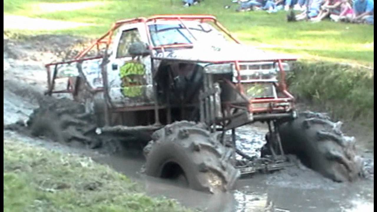 New S 10 Mega Monster Mud Truck Called Behind Bars Youtube