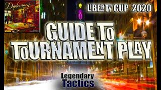 Diplomacy Tournament Guide / Backstabbr / Discord / Carnage Scoring / @diplomacy Broadcast Network