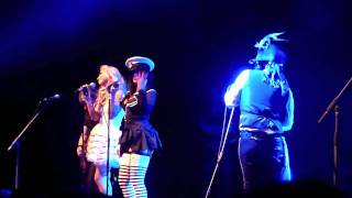 Adam Ant - Deutscher Girls. O2 Indigo, London - 26/05/11 (HD)