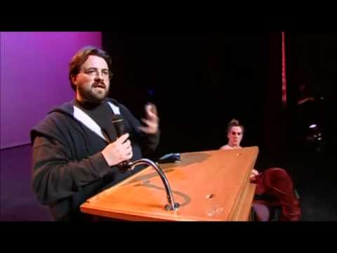 Kevin Smith on Jason Mewes and Alan Rickman