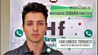 HF Brasil Entrevista - Caio Torquato (Cenoura)