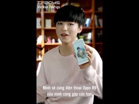 [Vietsub Wechat] TFBOYS Vương Tuấn Khải quảng bá OPPO《Tôi là TFPhone của bạn》