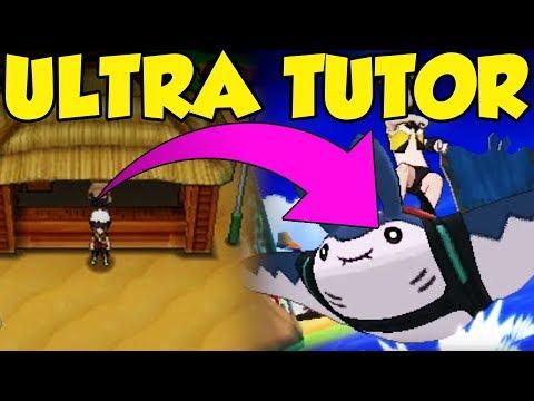 MOVE TUTORS CONFIRMED In Pokemon Ultra Sun and Moon!