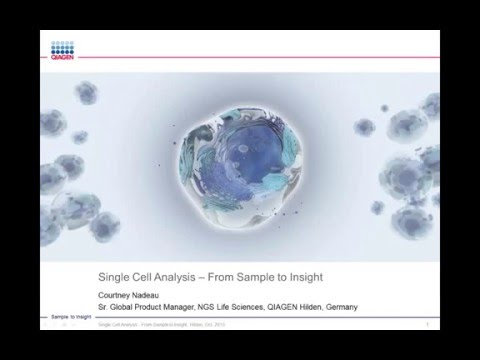 Single-Cell Analysis - Powered by REPLI-g: Single Cell Analysis Series Part 1