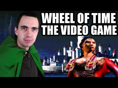 The Wheel Of Time Video Game