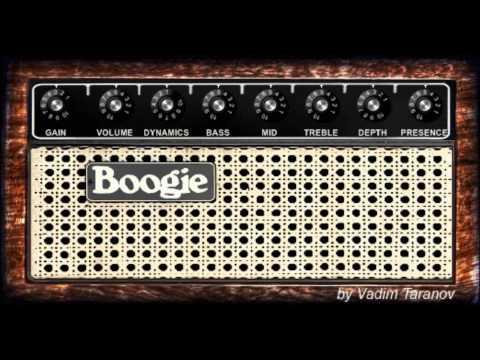 Mesa Boogie Mark III virtual high gain amp - Metal tone test (free vst plugin)