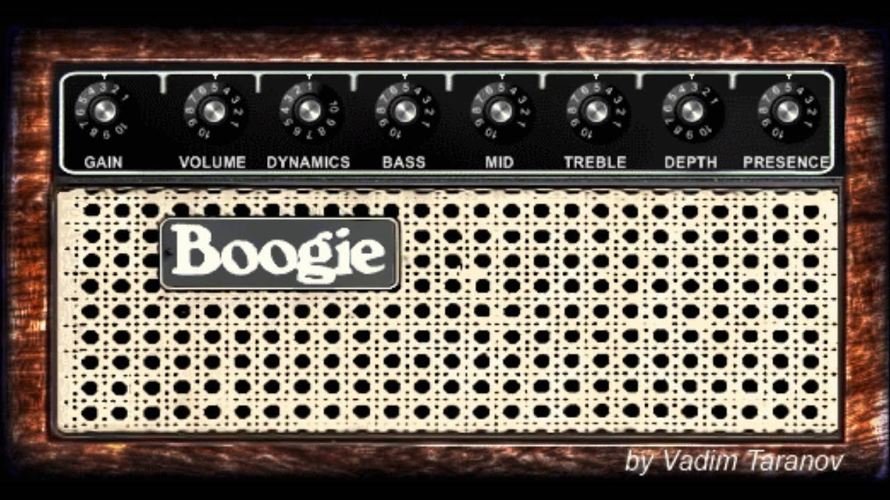 Mesa Boogie Mark Iii Virtual High Gain Amp