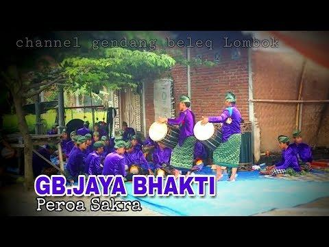 Kekompakan Gendang Beleq Jaya Bhakti Peroa Sakra