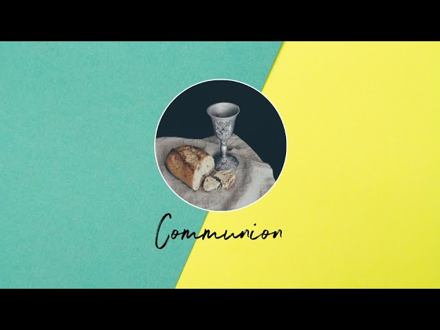 Church Family Communion | 29.11.20