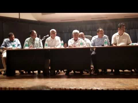 Unitech and Noida Authority meeting with Buyers Part 2