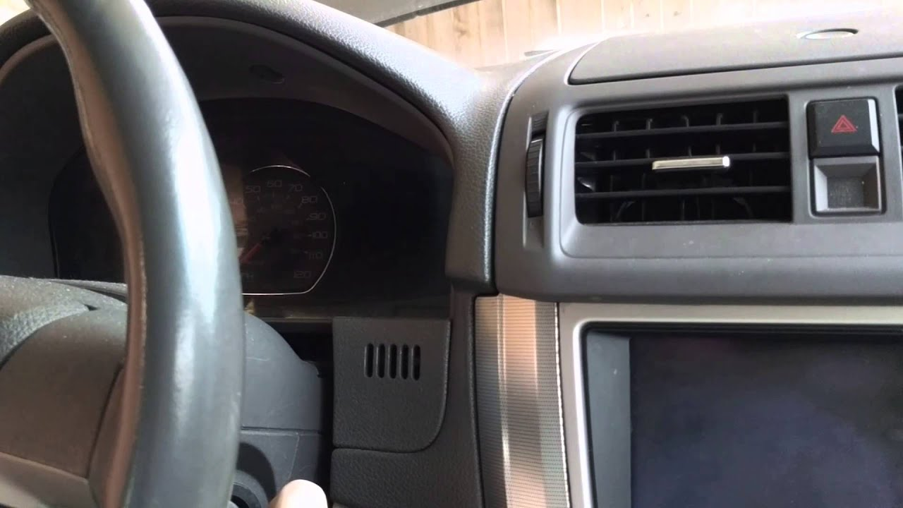 2010 Ford Fusion Hybrid Dead Battery Noise