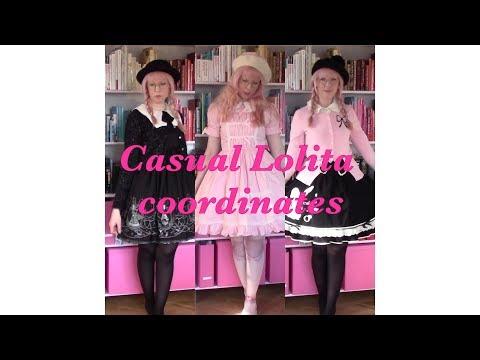 Casual Lolita Coordinates