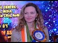 "Dr. Lea Imsiragic of Serbia addressing on ""Embrace Fully Your Soul Gift - Venus & Jupiter Magic"""