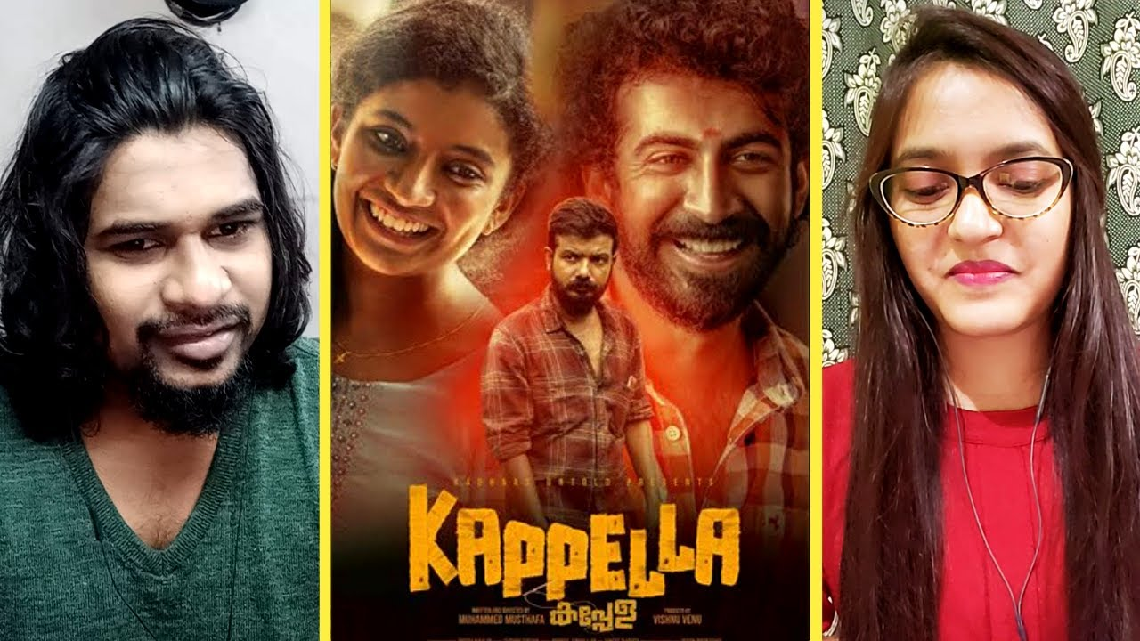 KAPPELA | Trailer REACTION | Anna Ben | Roshan Mathew | Sreenath Bhasi | SWAB REACTIONS | Malayalam