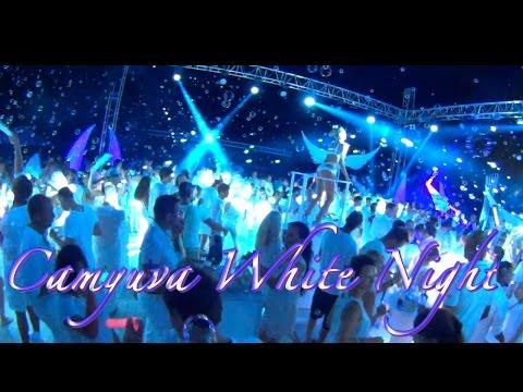 MiVidaTV: Türkei - ROBINSON Club Camyuva - Dinner + White Party