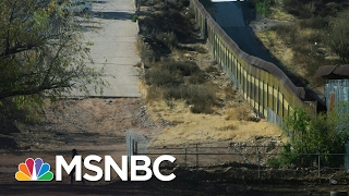 SCOTUS Hears Arguments In Cross-Border Shooting Case   MSNBC