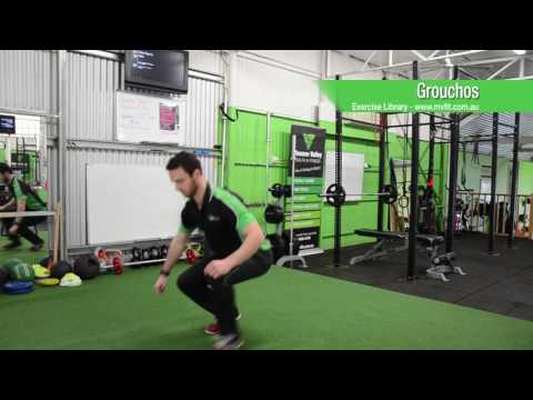 Grouchos - Exercise Tutorial - Fitness Experts