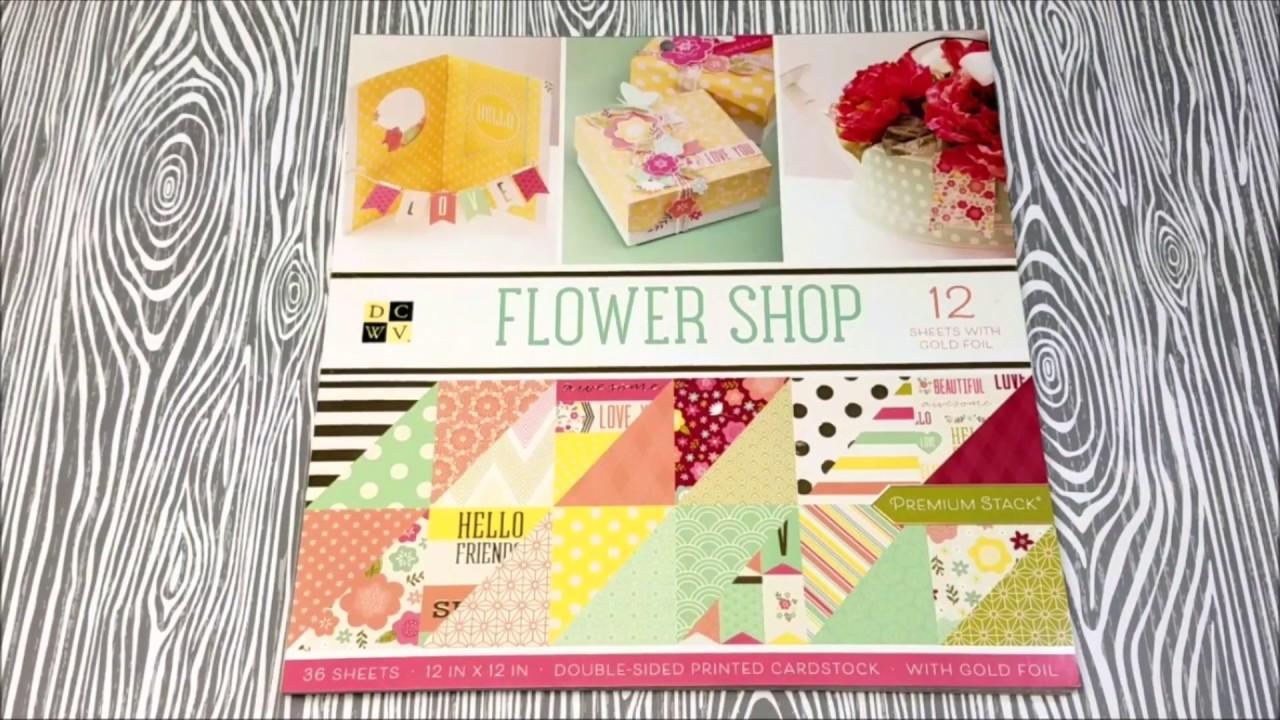 Dcwv Flower Shop Stack Youtube