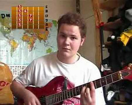 Jack Johnson Flake Guitar Lesson Youtube